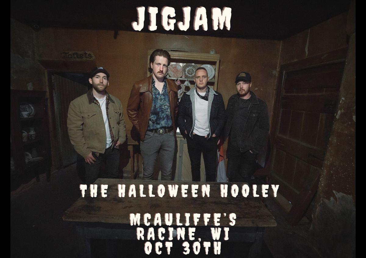 JigJam Halloween Hooley in McAuliffe's Pub, Racine, WI, 30 October   Event in Racine   AllEvents.in