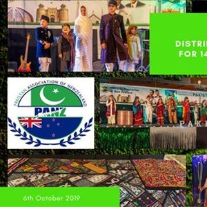 PANZ Certificate Distribution Ceremony for 14th August Event