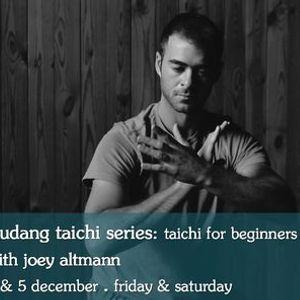 Wudang TaiChi Series TaiChi for Beginners with Joey Altmann
