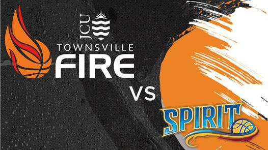 JCU Townsville Fire VS Bendigo Spirit