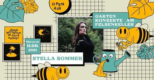 Stella Sommer • Garten Konzerte • Leipzig, 11 August   Event in Leipzig   AllEvents.in
