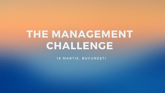 The Management Challenge 2020 Bucuresti