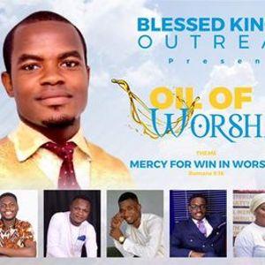OIL OF WORSHIP