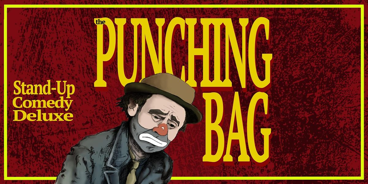 The Punching Bag -Live Stand-Up Comedy, 26 September | Event in Brooklyn | AllEvents.in