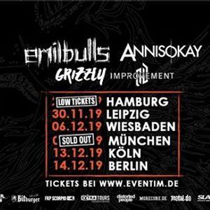 Emil Bulls  Berlin Astra