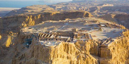 Virtual Climb and Guided Tour of Masada in Israel | Online Event | AllEvents.in