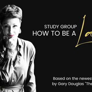 Study Group - How To Be a Lady with Saskia Mevis