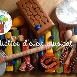 Atelier dveil musical 0-3 ans parentsenfants
