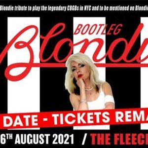Bootleg Blondie at The Fleece Bristol