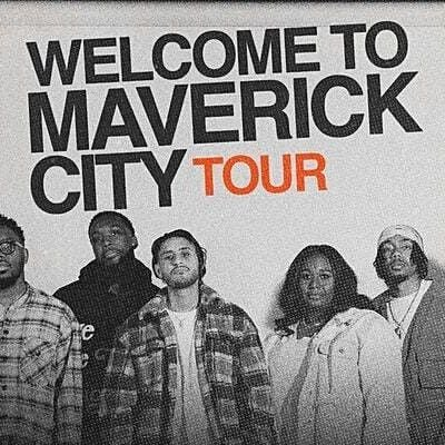 Maverick City - Food For the Hungry Volunteers - Columbia SC