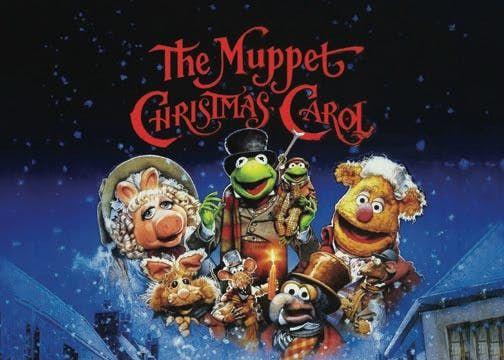 Muppet Christmas Carol.Muppets Christmas Carol Cyrenians Film Night