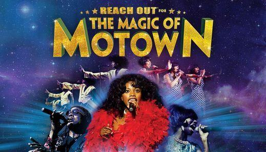 The Magic of Motown - Barnstaple Queens Theatre, 1 December   Event in Barnstaple   AllEvents.in