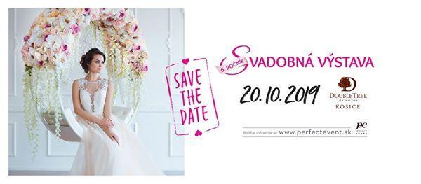 Svadobn vstava Koice 20.10.2019