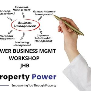 POWER BUSINESS MGMT WORKSHOP - JHB