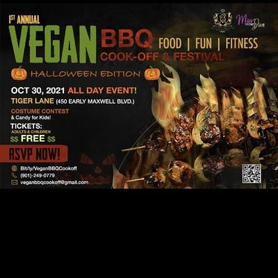 Vegan BBQ Cook-off & Festival