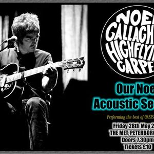 Oasis & Noel Gallagher (Friday) Tribute Show