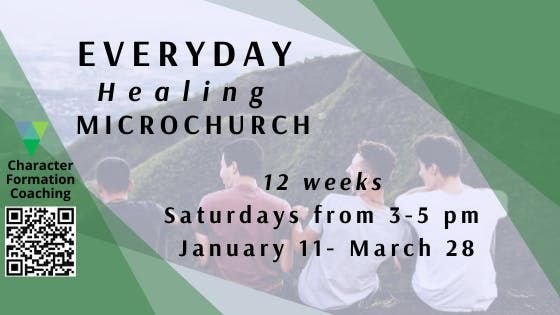 Everyday Healing Microchurch (12 weeks)