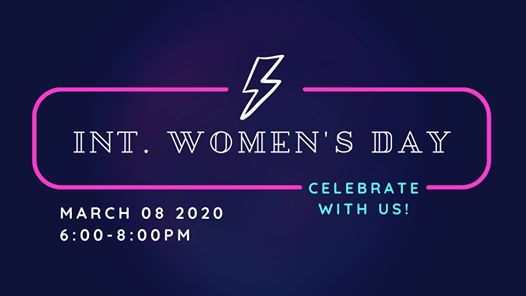 International Women's day celebration!