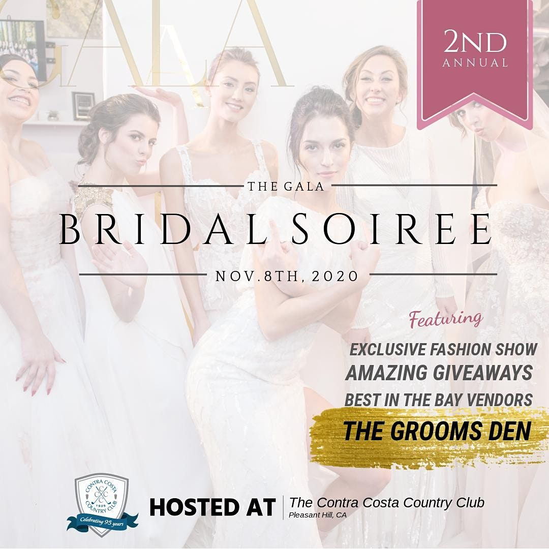 Bridal Soiree at Contra Costa Country Club, 8 November | Event in Pleasant Hill | AllEvents.in