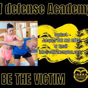 5 Week Self Defense Course