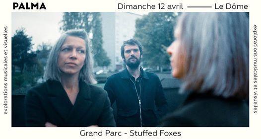PALMA Concerts au Dme  Grand Parc - Stuffed Foxes