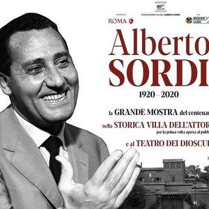 Alberto Sordi 19202020 La Grande mostra del centenario-  Nella Storica villa dellattore -Visita guidata Sabato 1710 ore 1600