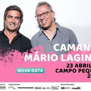 NOVA DATA CAMAN E MRIO LAGINHA - SANTA CASA PORTUGAL AO VIVO