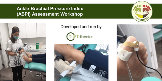 Ankle Brachial Pressure Index (ABPI) Assessment Workshop, 21 February   Online Event   AllEvents.in