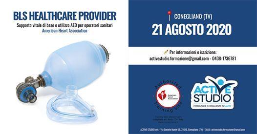 BLS Healthcare Provider (American Heart Association)
