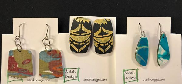 Polymer Clay Earrings, 19 June | Event in Rockmart | AllEvents.in