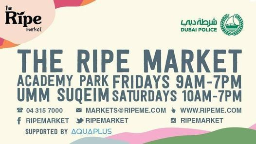 Ripe Market, Academy Park | Event in Dubai | AllEvents.in