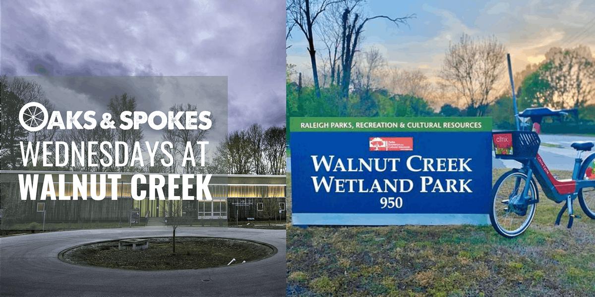 Wednesdays at Walnut Creek Wetland Center | Event in Raleigh | AllEvents.in