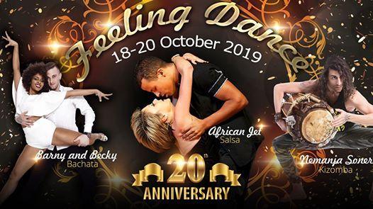 Feeling Dance 20th Anniversary