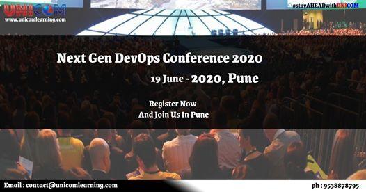 Next Gen DevOps Conference 2020 - Pune