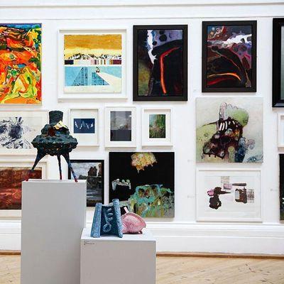 168 Annual Open Exhibition