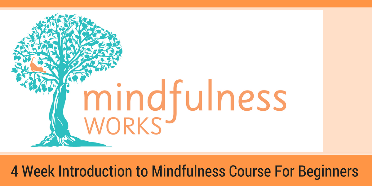 Newcastle (Hamilton)  An Introduction to Mindfulness & Meditation 4 Week Course