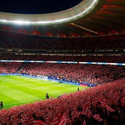Club Atltico de Madrid v CD Legans - VIP Hospitality Tickets