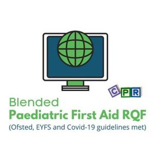 Blended Paediatric First Aid (Level 3 12HR)
