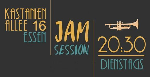 Jam-Session im Felis, 13 April | Event in Essen | AllEvents.in