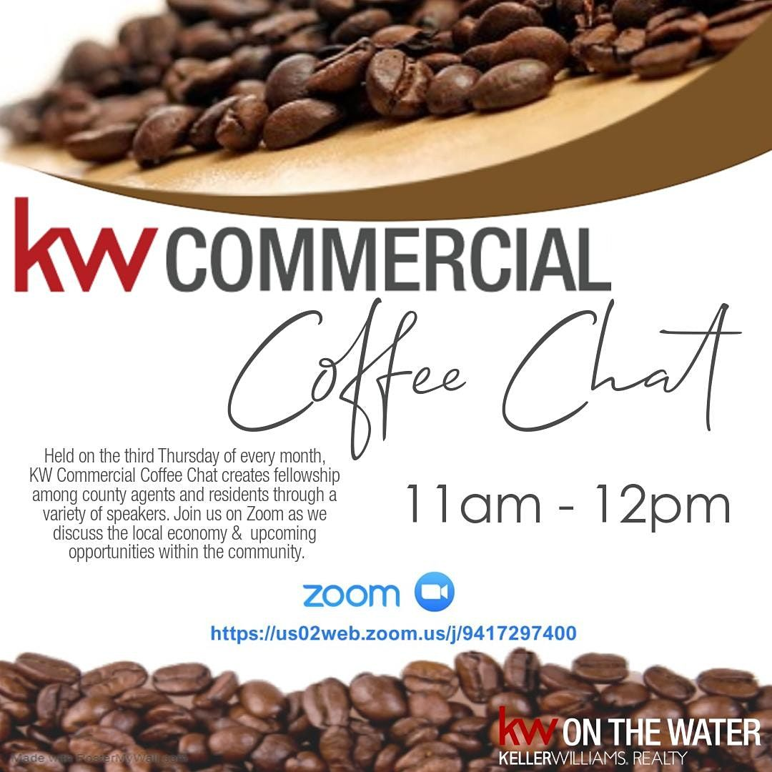 Keller Williams Commercial Coffee Chat