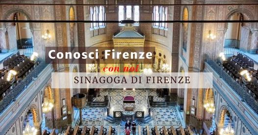 Sinagoga di Firenze, 14 November | Event in Florence | AllEvents.in