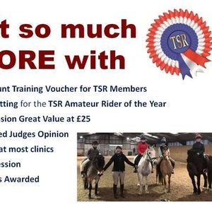 TSR North East Showing Clinic