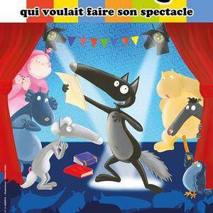 Le loup qui voulait faire son spectacle - Marseille - 22032020