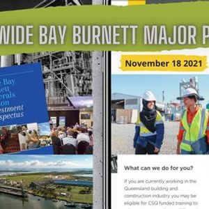 2021 Wide Bay Burnett Major Projects Forum