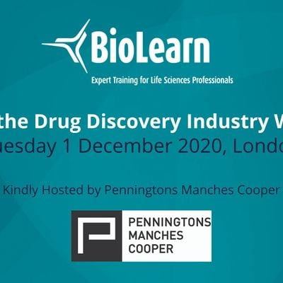 BioLearn How the Drug Discovery Industry Works - London