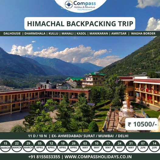 Himachal Backpacking Trip