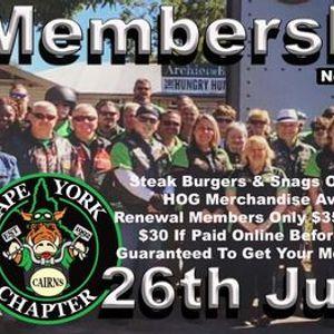 Membership Day