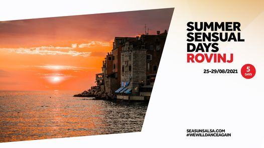 Summer Sensual Days Rovinj *official event*, 25 August | Event in Rovinj | AllEvents.in