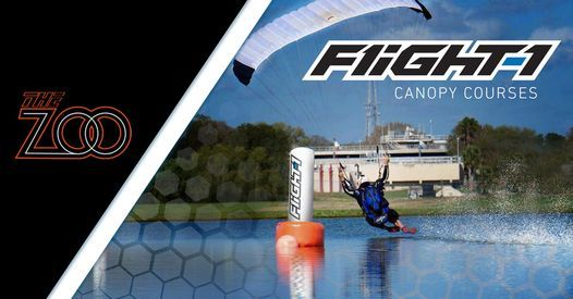 Flight - 1 201 & 202 Canopy Courses at Skydive The Zoo | Event in Terni | AllEvents.in