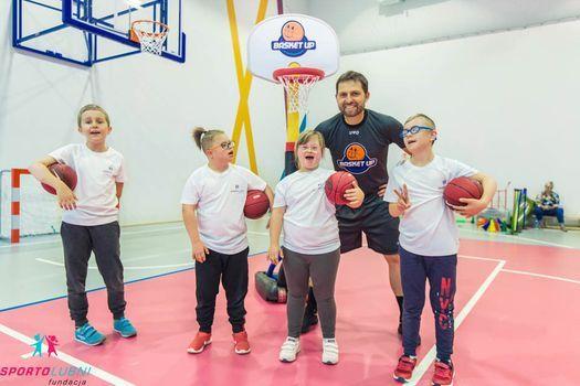 Sportowe soboty z Fundacją Sportolubni! – zajęcia dla dzieci i młodzieży z NI, 15 May   Event in Bydgoszcz